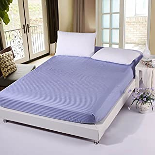 FHFGHYURBNYFGHFBY Gesamtes Baumwoll-Bett und einzelstück/Baumwoll-matratze Cover/Protector/matratzenbezug/Haushalt/bettwäsche-A 180x220cm(71x87inch)