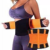 Qualitäts Sport Waist Trainer Waisttrainer in Orange Größe XL
