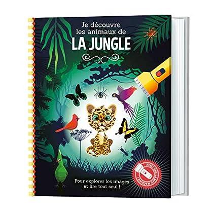 Je découvre les animaux de la jungle