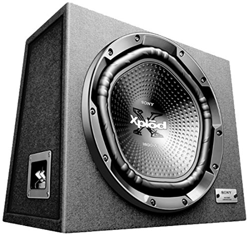 Sony XS-NW1202E Auto Subwoofer (1800 Watt und RMS 420W ) (Auto Subwoofer)