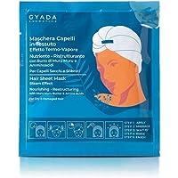 GYADA COSMETICS Maschera Capelli in Tessuto - Nutriente e Ristrutturante - 60 ml