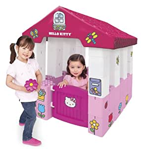 Mega Bloks My Hello Kitty House, Multi Color