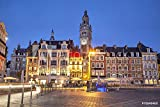 druck-shop24 Wunschmotiv: Buildings on The Grand Place in