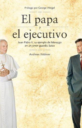 El papa y el ejecutivo por Andreas Widmer