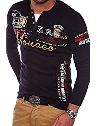 MT Styles 2in1 manches longues MONACO homme ML-423