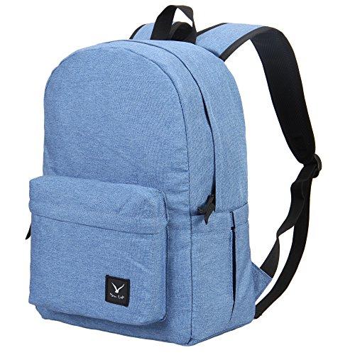 Imagen de veevan  escolar de diseño clásico para niños azul  alternativa