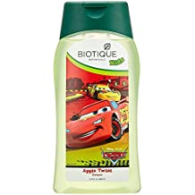 Biotique Disney Pixar Cars Shampoo, Apple Twist (200ml)