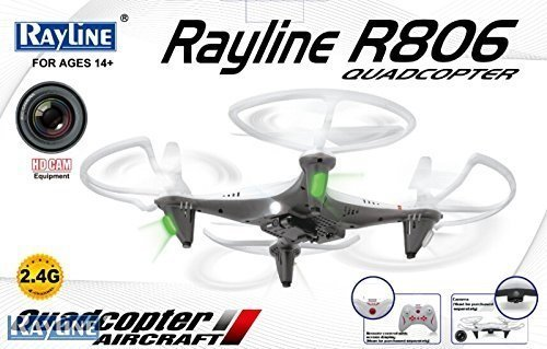 Rayline R806CF Kamera Quadrocopter | RL-R806CF - 2