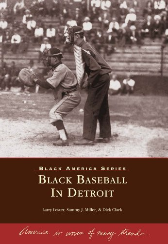 Black Baseball in Detroit (Black America) by Larry Lester (2000-08-06)