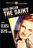 The Saint Double Feature: The Saint's Vacation/The Saint Meets The Tiger [DVD] [1943] [Region 1] [US Import] [NTSC]