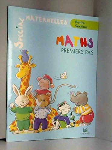 Maths premiers pas Petite Section
