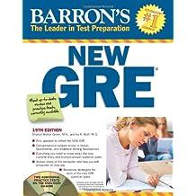 GRE 19th Edition (Barron's GRE (W/CD))