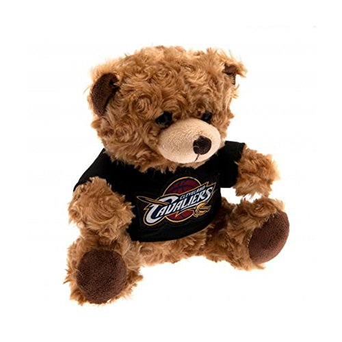 Cleveland Cavaliers Bär - NBA Fanartikel Kuscheltier Stofftier Fanshop