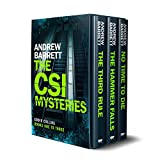 The CSI Mysteries: Eddie Collins books 1 - 3
