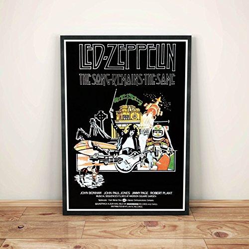 Poster Cinema Led Zeppelin - Formato: 35x50 CM