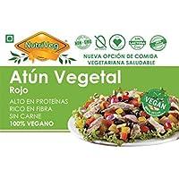 NUTRIVEG ATÚN VEGANO CON TOMATE 300g (Pack de 2)