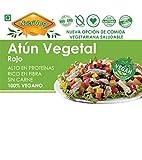 NUTRIVEG ATÚN VEGANO CON TOMATE 300g (Pack de 1)