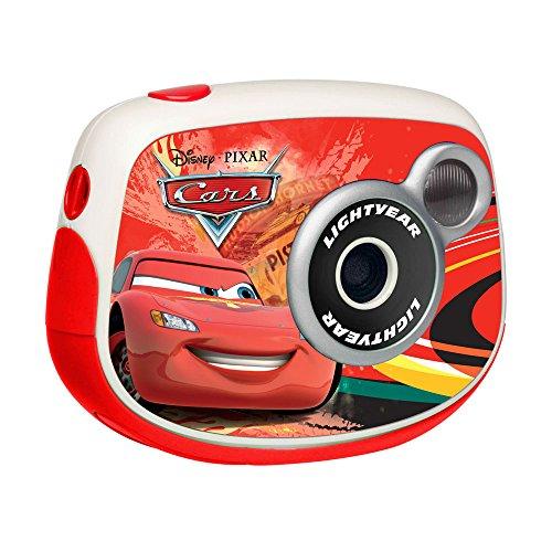 Fotocamera digitale disney cars 0.3 mpx