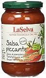 Produkt-Bild: La Selva Bio Tomatensauce mit Chili, vegan, 3er Pack (3 x 340 g)
