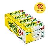 Frisk Clean Breath Caramelle al Gusto Lemonmint, Senza Zucchero e Senza Glutine, Azione Alito Puro, Confezione da 12 Astucci in Metallo