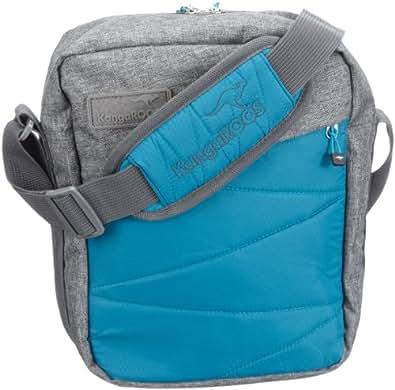 KangaROOS  HARVARD shoulderbag Shoulder Women  blue Blau (caribbean blue 499) Size: 20x26x10 cm (B x H x T)