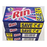 Rin Soap 4 x 250Gm