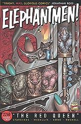 Elephantmen 2260 Volume 2: The Red Queen