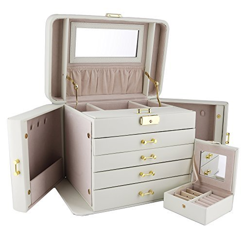 extra-large-empress-jewellery-box-jewel-case-in-cream-bonded-leather-by-mele-co