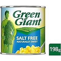 Verde Maíz dulce gigante naturalmente dulce 198g