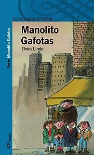 Manolito Gafotas par Elvira Lindo