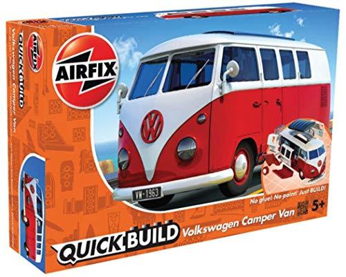 Airfix j6017-quickb uild de construcción-VW Camper Van
