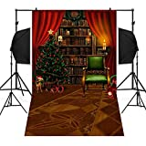 Selou Weihnachten Hintergrund Tuch Schneemann Vinyl 3x5FT Laterne Hintergrund Fotografie Studio Studio gewidmet Weihnachtshintergrundillustration