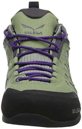 Salewa Damen Ws Firetail 3 Gore-Tex Kletterschuhe Mehrfarbig (Siberia/Purple Plumeria)