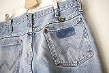 Wrangler Damen Jeans Retro Short - Blau - B&Y Chill, Größe:L, Farbe:Chill (W221GP11Z)