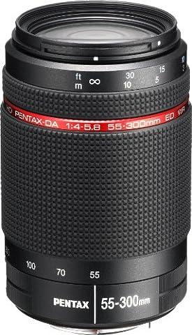 Pentax HD DA WR Objektiv (55-300