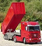 RC LKW Mercedes-Benz ACTROS mit KIPP-Anhänger Länge 44cm