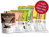 Heimatgut Probierset (12+1 Bio-Snacks). 100% Natürlich (ohne Zusätze), 100% Vegan, 100% Bio