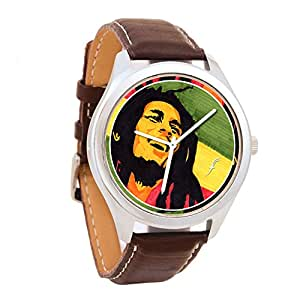 The Singer Bob Marley Watch by Foster's.