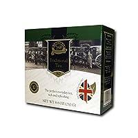 Ringtons Tea, Traditional, 80-Count, Tea Bags