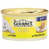 Gourmet - Gold Mousse, Con Pollo - 85 G