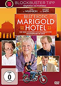 best exotic marigold hotel 2 amazon