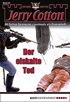 Jerry Cotton Sonder-Edition - Folge 23: Der eiskalte Tod