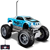 Maisto Radio Control Rock Crawler Jr. Green