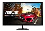 Asus VX278Q 68,6 (27 Zoll) Monitor (Full HD, VGA, HDMI, DisplayPort, 1ms Reaktionszeit) schwarz