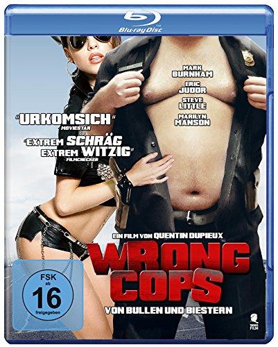 Wrong Cops - Von Bullen und Biestern [Blu-ray]