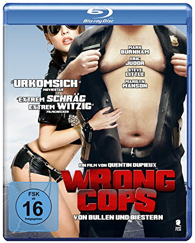 Bild von Wrong Cops - Von Bullen und Biestern [Blu-ray]
