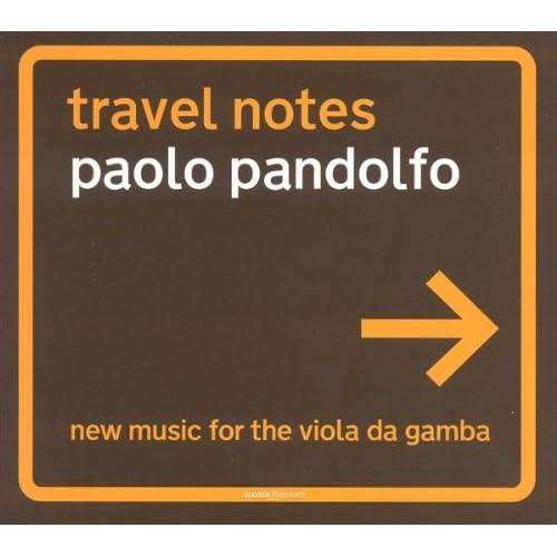 Pandolfo, P.: Baghdad's Spring / Metamorphosis / Il Sogno Di Proserpina / Brothers / La Florentine / Prairies (Travel Notes) (Pandolfo)
