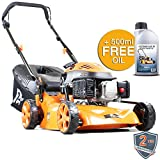 P1PE P4100P 79 cc Hyundai Powered Petrol Lawnmower, Orange