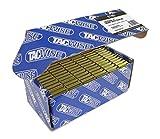 Tacwise 0180 Boîte de 15000 Agrafes galvanisées 25 mm Type 14 - Bronze