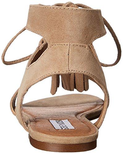 Steve Madden Daryyn Flat Sandal Sable